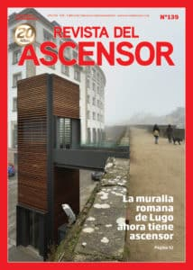 Edicion 139 Revista Del Ascensor tapa