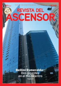 Edicion 140 Revista Del Ascensor tapa