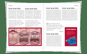 ejemplo publicidad pagina de revista 3