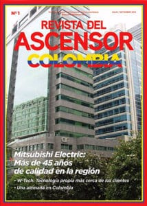 revista del ascensor Colombia