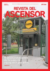 Edicion 134 Revista Del Ascensor tapa