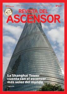 Edicion 137 Revista Del Ascensor tapa