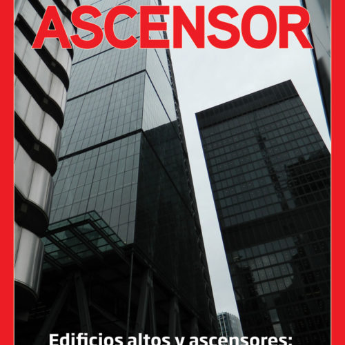 Tapa Revista del Ascensor 145