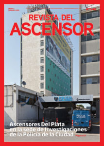 Tapa Revista del Ascensor 146