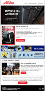 Edición Nº 145 de Revista Del Ascensor