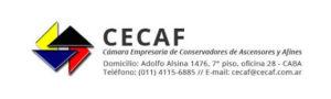 Cecaf logo