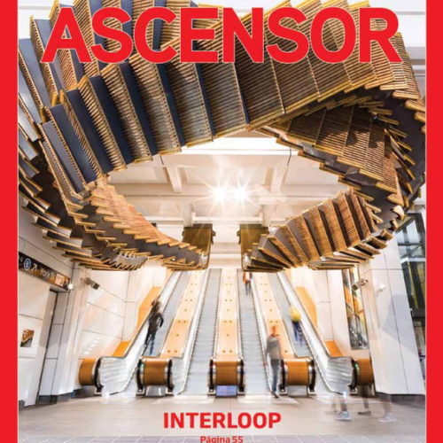 Revista del Ascensor 147 tapa
