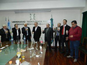 Inauguracion Del Ascensor Didactico En La UTN 11