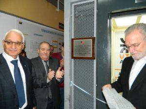Inauguracion Del Ascensor Didactico En La UTN 2