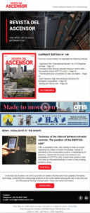 Revista del Ascensor 148