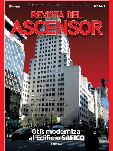 Revista del ascensor Nº149