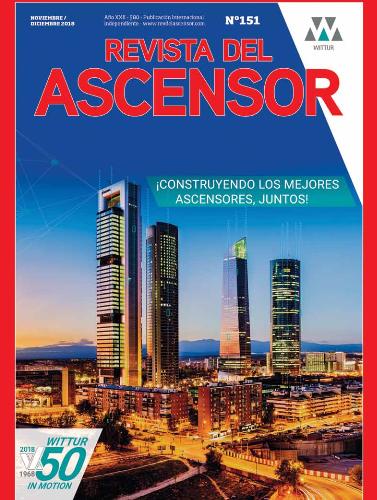 Revista del Ascensor Número 151