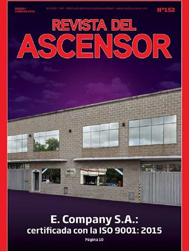 Revista del Ascensor Número 152
