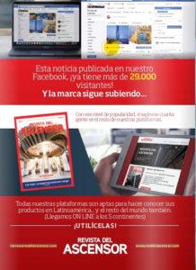 flyer likes en facebook