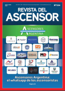 revista del ascensor numero 154