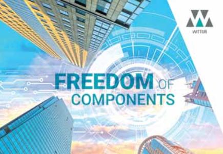 Libertad de componentes: Wittur en Interlift 2019