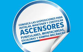 El Ministerio de Vivienda de Chile llamó a certificar el funcionamiento de los ascensores