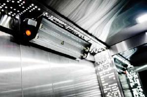 Ascensores Cóndor: Tecnología UV-C para desinfectar ascensores