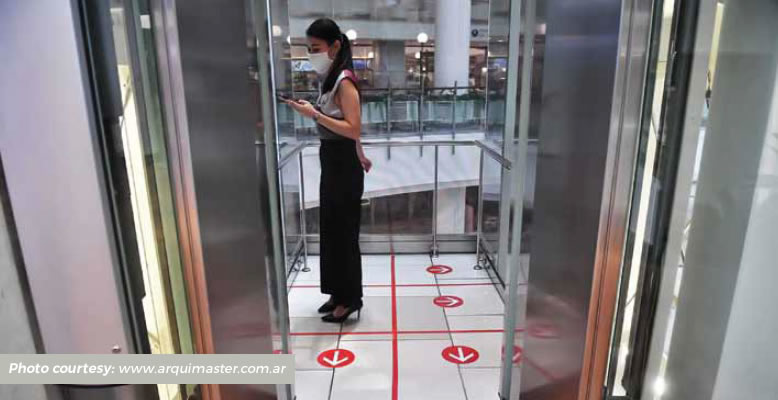 The Post-Pandemic Office: What About The Elevators?