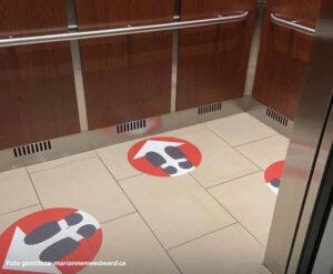 La oficina post-pandémica: ¿Y los ascensores?