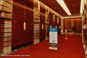 ¿Sube? No tan rápido: Nuevas reglas estrictas para dirigir la cultura de los ascensores